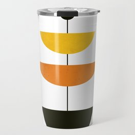 Mid Century Art Travel Mug