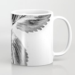 Strawberry Leaves Coffee Mug