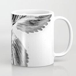 Strawberry Leaves Coffee Mug
