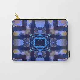 Indigo Portal Carry-All Pouch