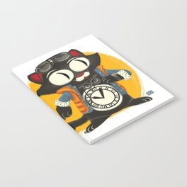 Time Cat Notebook