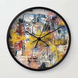 Enfant Terrible Wall Clock