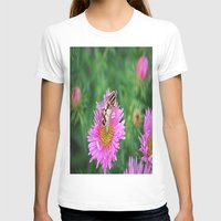 bee T-shirts featuring bee by  Agostino Lo Coco