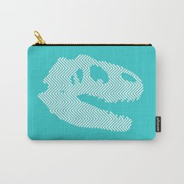 Tyrannosaurus Rex Skull Carry-All Pouch