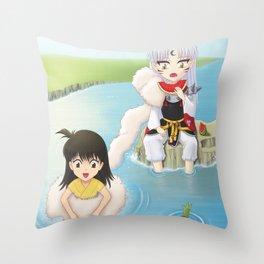 Inuyasha:  Summer Throw Pillow