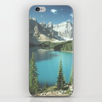 canada iPhone & iPod Skins featuring Canada by Rachel Pagdin