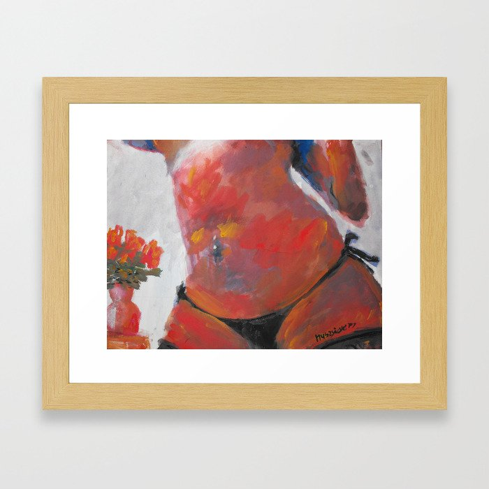 cuban Framed Art Print