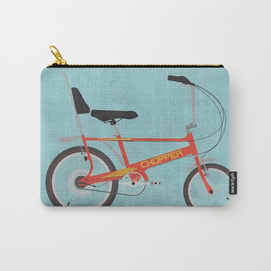 Chopper Bike Carry-All Pouch