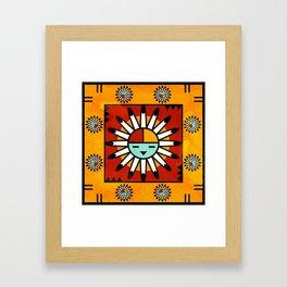 Tawa Framed Art Print