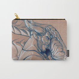 The Iron Dragon Carry-All Pouch