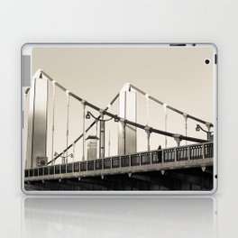 Crossing bridges  Laptop & iPad Skin