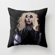 Arawn Throw Pillow