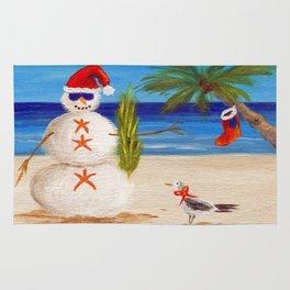 Christmas Sandman Rug