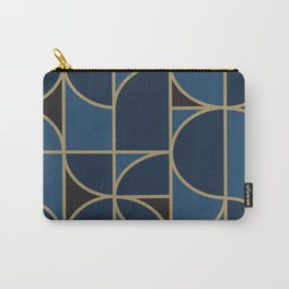 Morning Dance In Blue Big Scale Carry-All Pouch