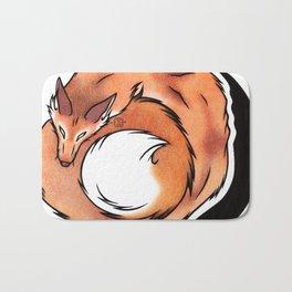 Fox Coil Bath Mat