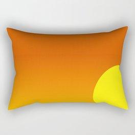 Tropical Sunset #101 Rectangular Pillow