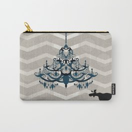 A Moose finds home Carry-All Pouch