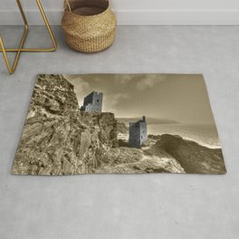 Crown Tin Mines  Rug