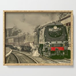 Lancashire Bulleid Serving Tray