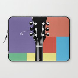 Strike a chord in colors Laptop Sleeve