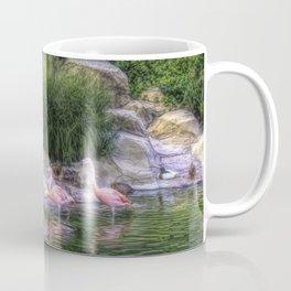 Three pink lovelies Coffee Mug
