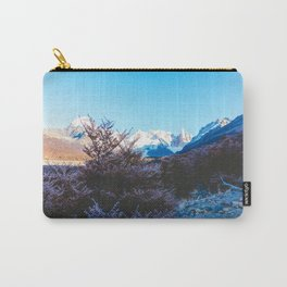 Hiking to Laguna Torre, Patagonia, Argentina Carry-All Pouch