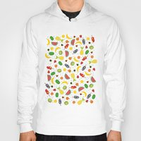 fruits Hoodies featuring Fruits by Ananá