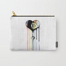 Rainbow Heartbleed Carry-All Pouch