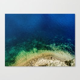 Phishing Lure Canvas Print
