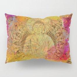 Ethereal Buddha Pillow Sham
