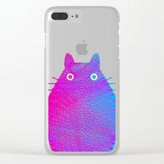 My Neighbor Clear iPhone Case