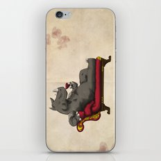 Wineoceros iPhone & iPod Skin