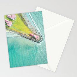 Green Island Stationery Cards