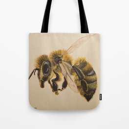 Bee IV (Leon) Tote Bag