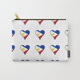 Flag of Philippines 3 -Pilipinas,Filipinas,filipino,pinoy,pinay,Manila,Quezon Carry-All Pouch