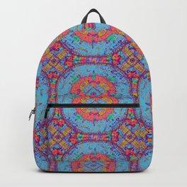 Dragonfly Mandala Pattern Backpack