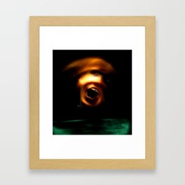 Thrill ride Framed Art Print