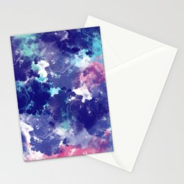 Abstract VIII Stationery Cards