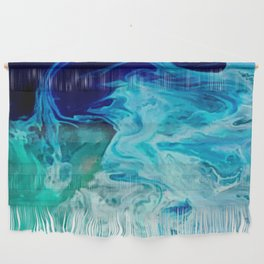 Ocean blues Wall Hanging