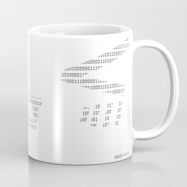 Chibibyte Coffee Mug