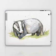 MR Badger Laptop & iPad Skin