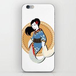 Lil'Geisha iPhone Skin