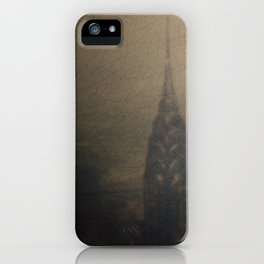 I Dreamt of New York iPhone Case
