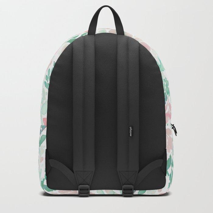 Flirt Mint Blush Backpack
