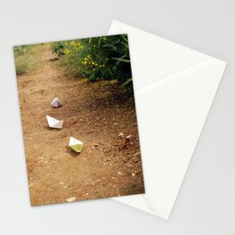 Paper Boats Stationery Cards