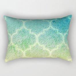Moroccan Inspiration Rectangular Pillow