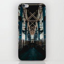 Coney Island Subway Station iPhone Skin
