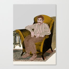 HARMCHAIR Canvas Print