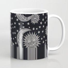 Sun Moon Stars Drip Coffee Mug