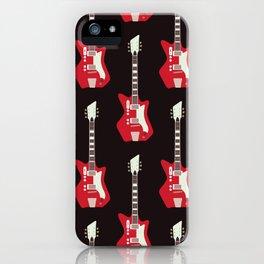 Airline Guitar iPhone Case